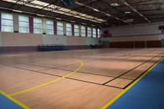 Le gymnase et les équipements sportifs